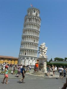 Pisa, July 2013
